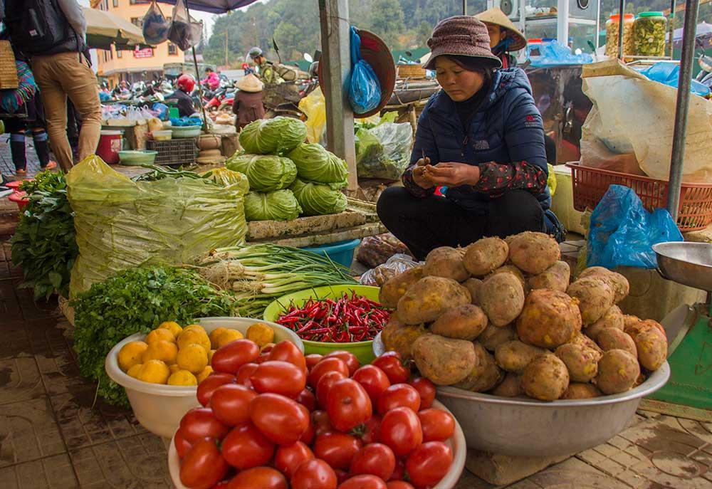 marked i sapa vietnam