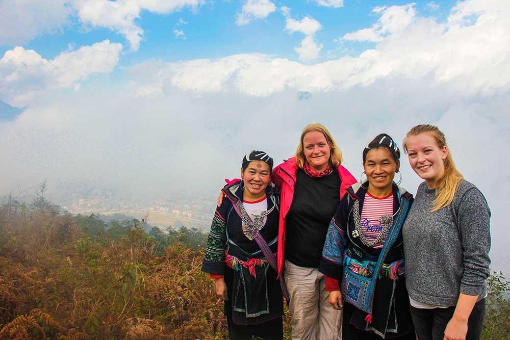 vandring i vietnam