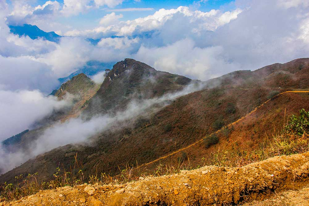 bjerge i sapa vietnam