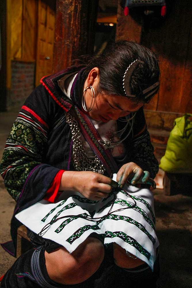 traditionelt tøj vietnam