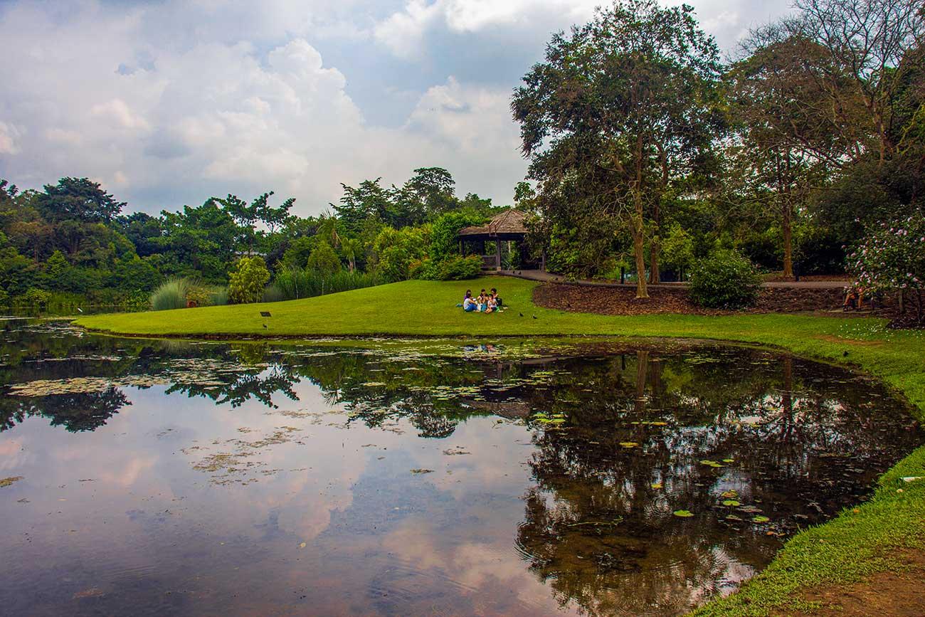 botanisk have, singapore