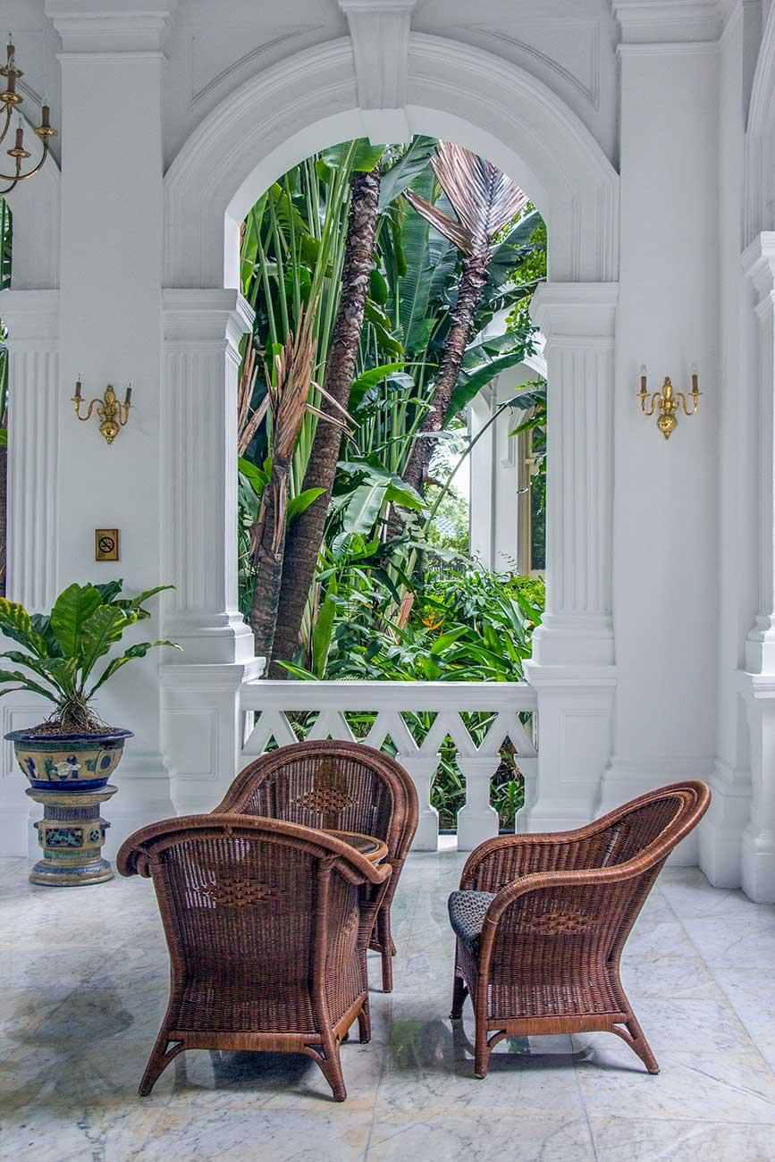 RAFFELS HOTEL, SINGAPORE