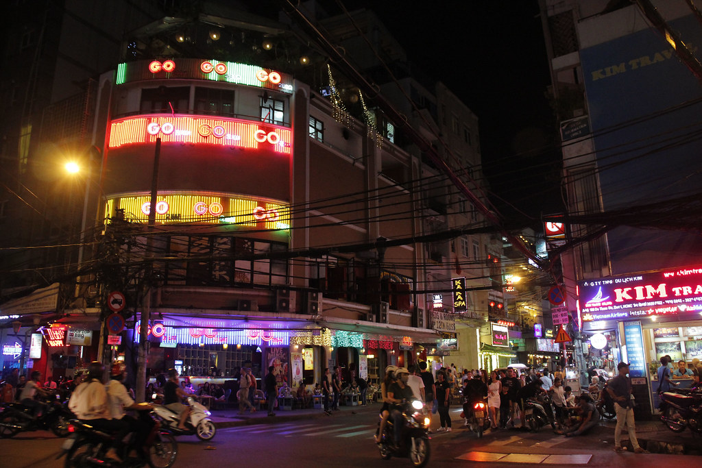 Bui Vien, HCMC