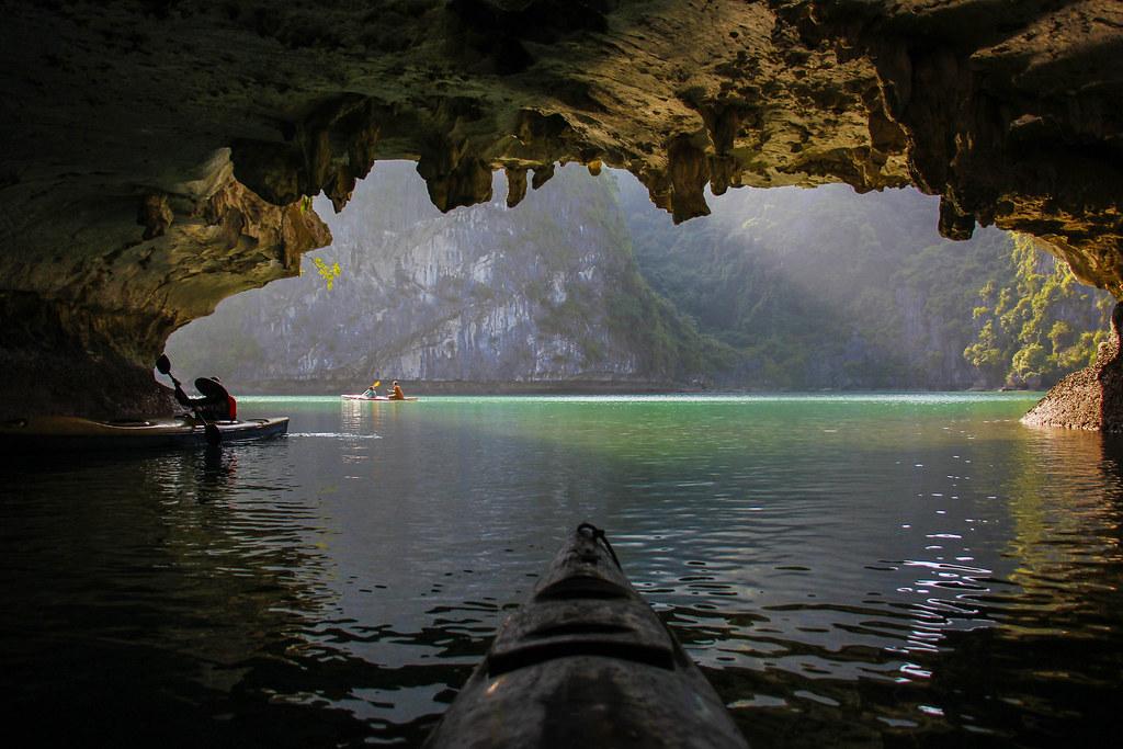 grotte i halong bay