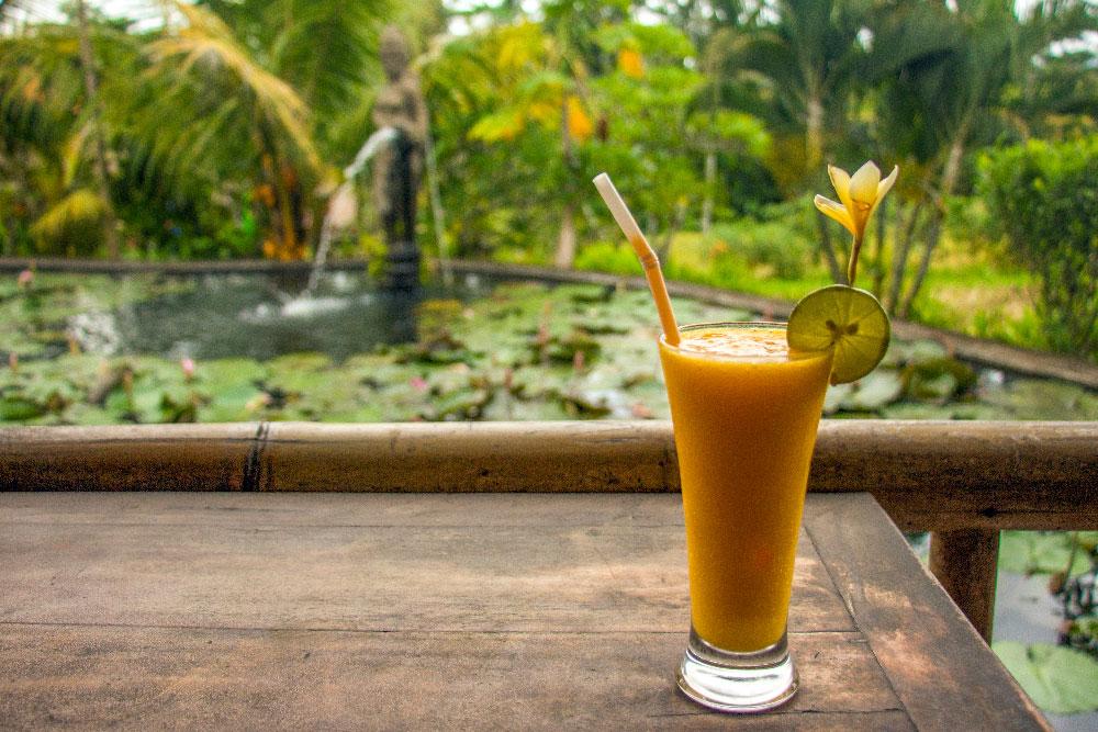 Gode restauranter i Ubud, Bali