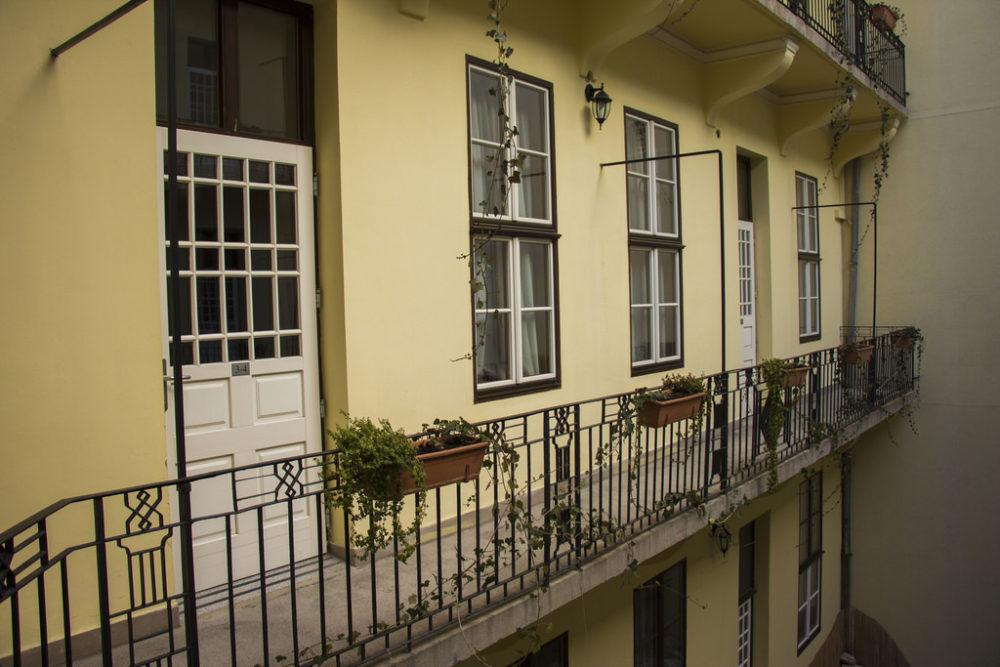 Et godt hotel i Budapest med god beliggenhed