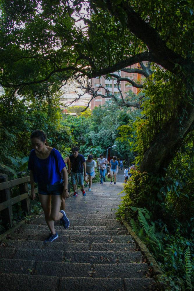 De bedste treks i Taipei, taiwan