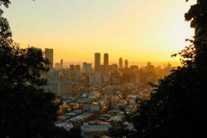 Rejseblog: Trekking op ad Elephant Mountain, Taipei