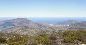 cape town fra table mountain