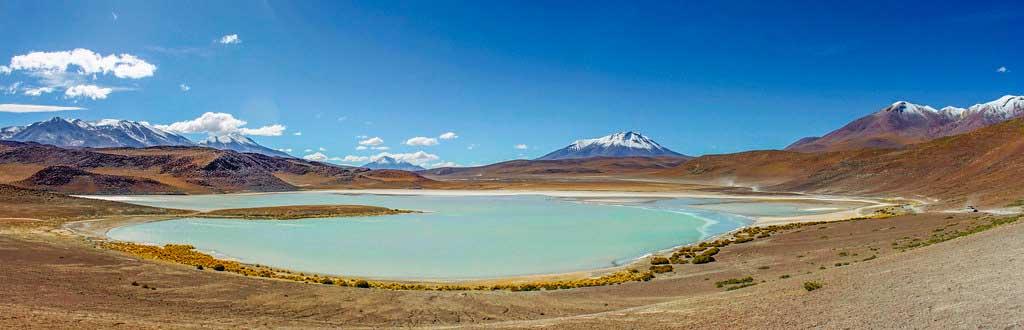 Bolivias landskaber
