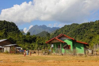 Rejseblog: The Blue Lagoon i Vang Vieng, Laos