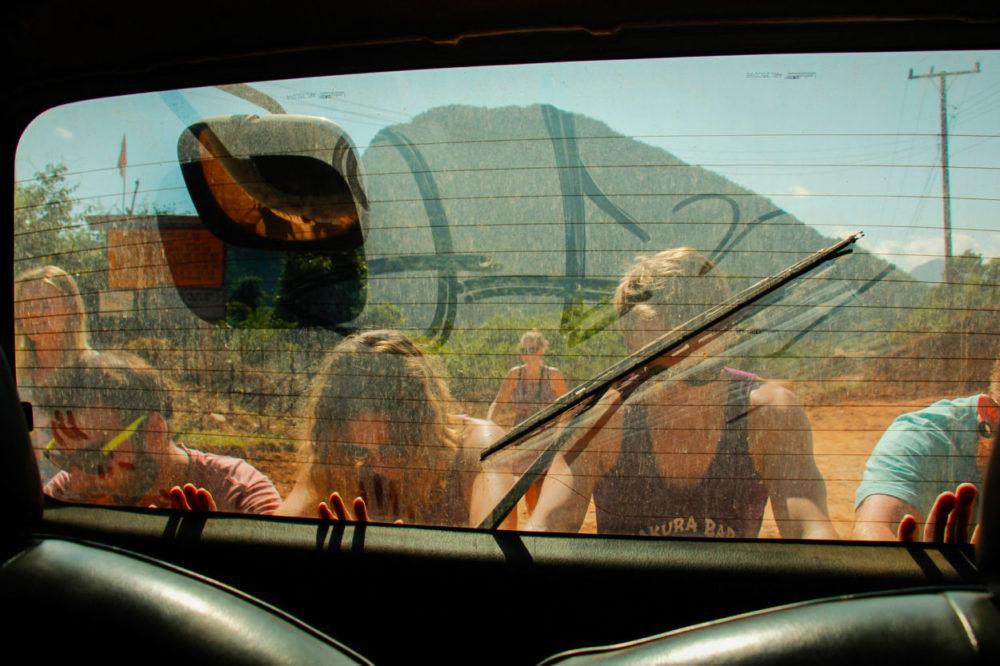 Rejseproblemer i Laos