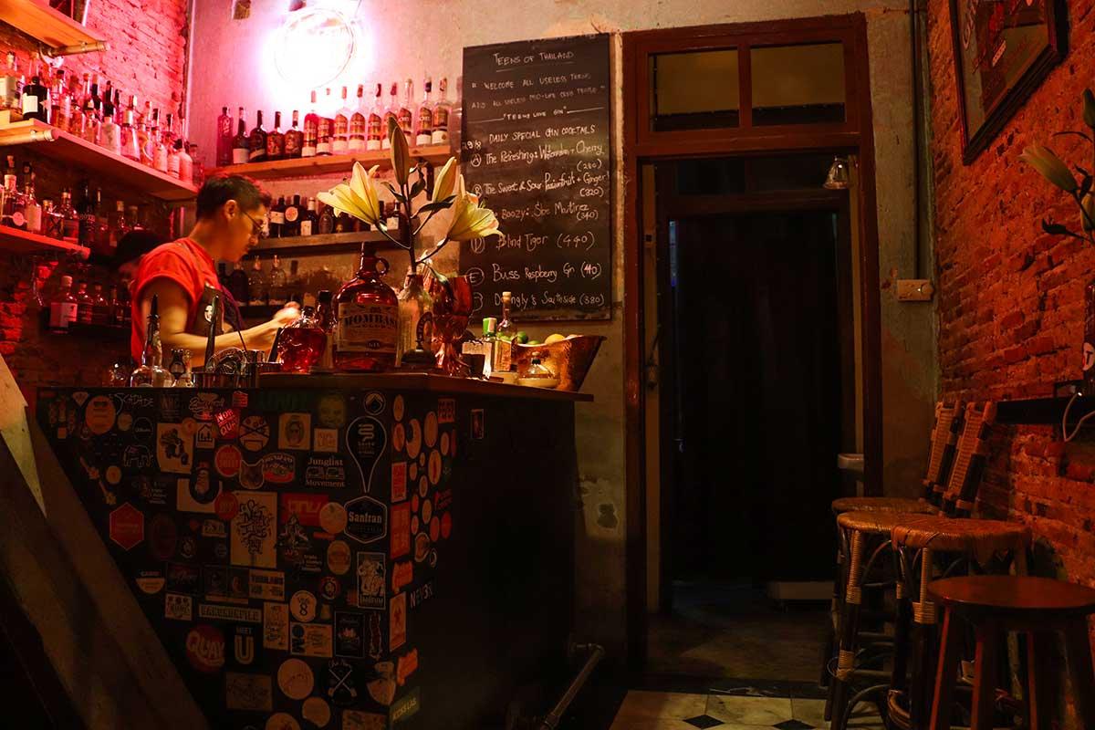 bar i bangkok