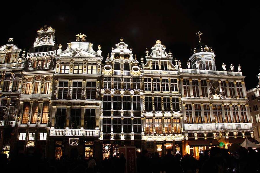 Grote Markt i Bruxelles