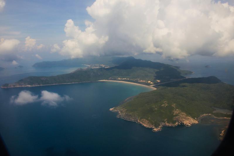 fly til con dao islands