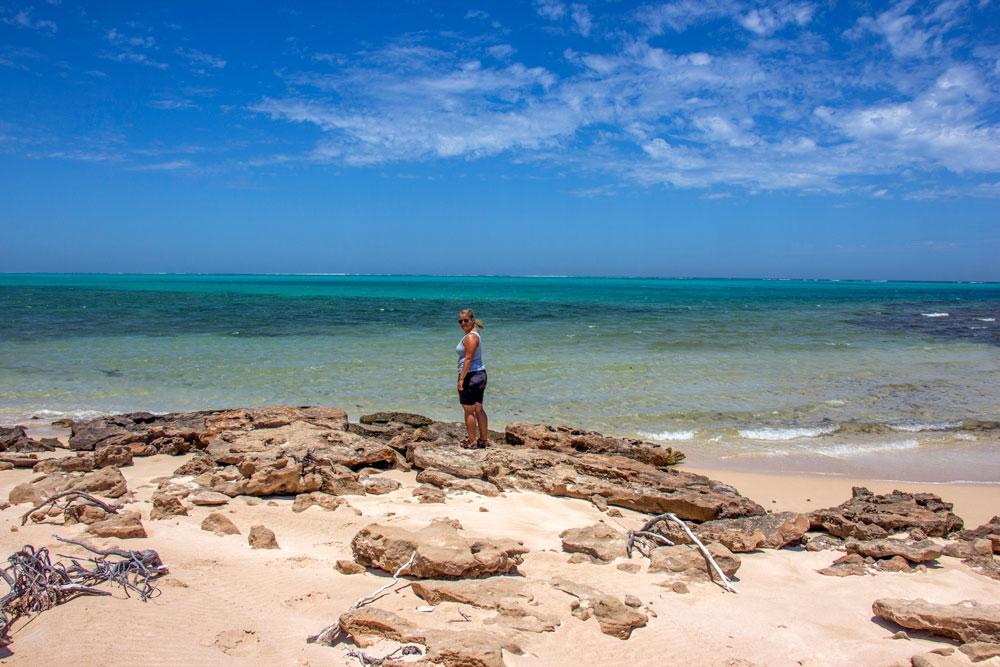 Bedste snorkelsted i Vestaustralien