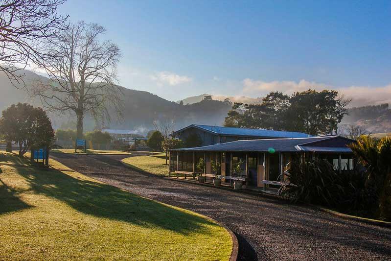 campingplads i Coromandel Town