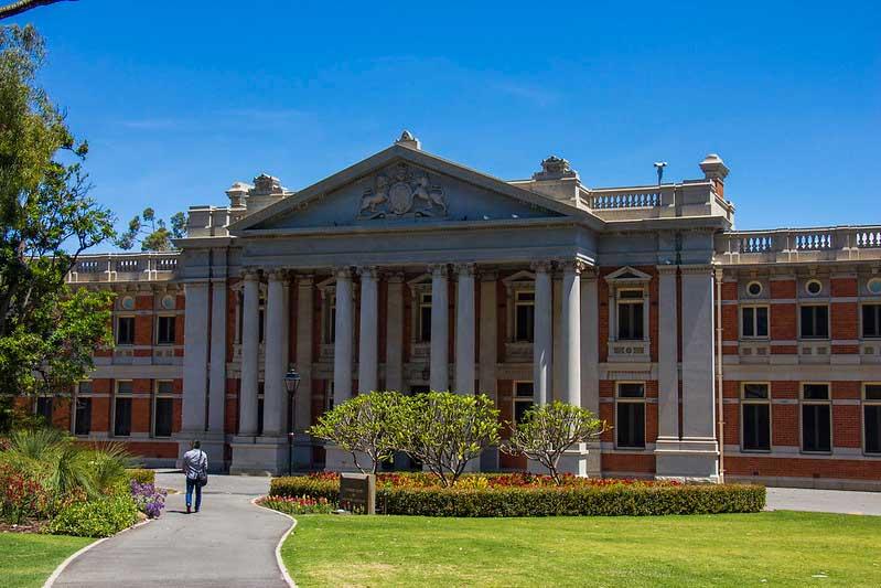 Parlamentet i Perth