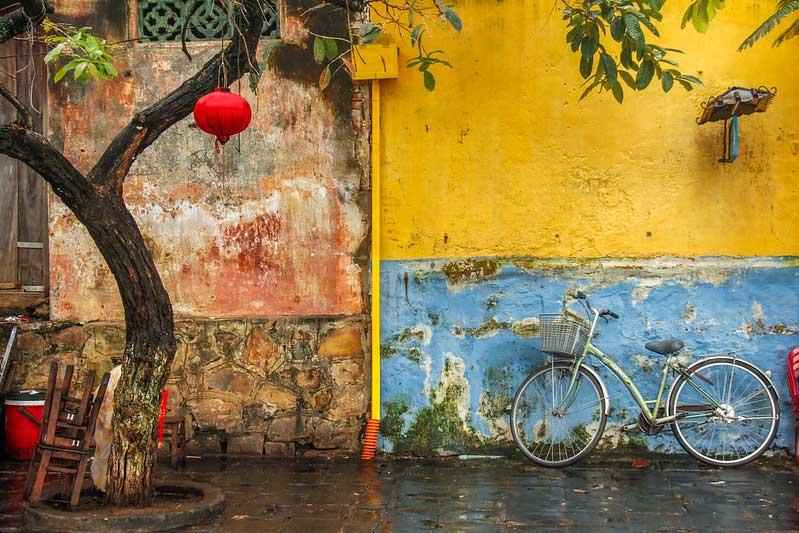 Hoi An i Centralvietnam