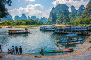 rejsebudget for Kina