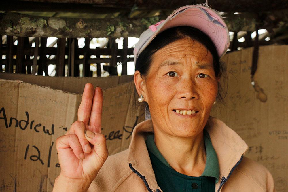 kineser i yunnan