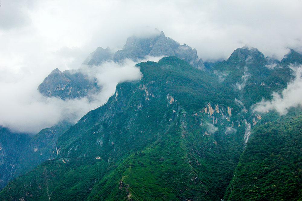 naturen i kina