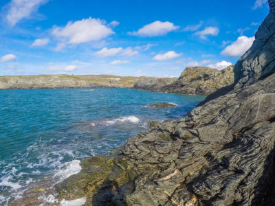 kysten i Wales