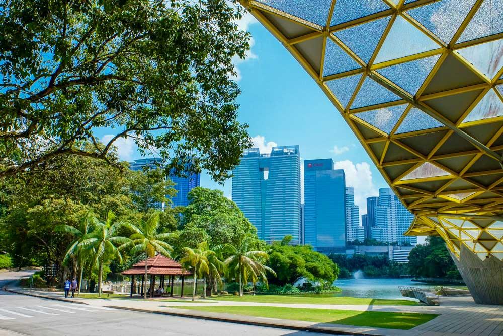 KL Perdana Botanical Garden