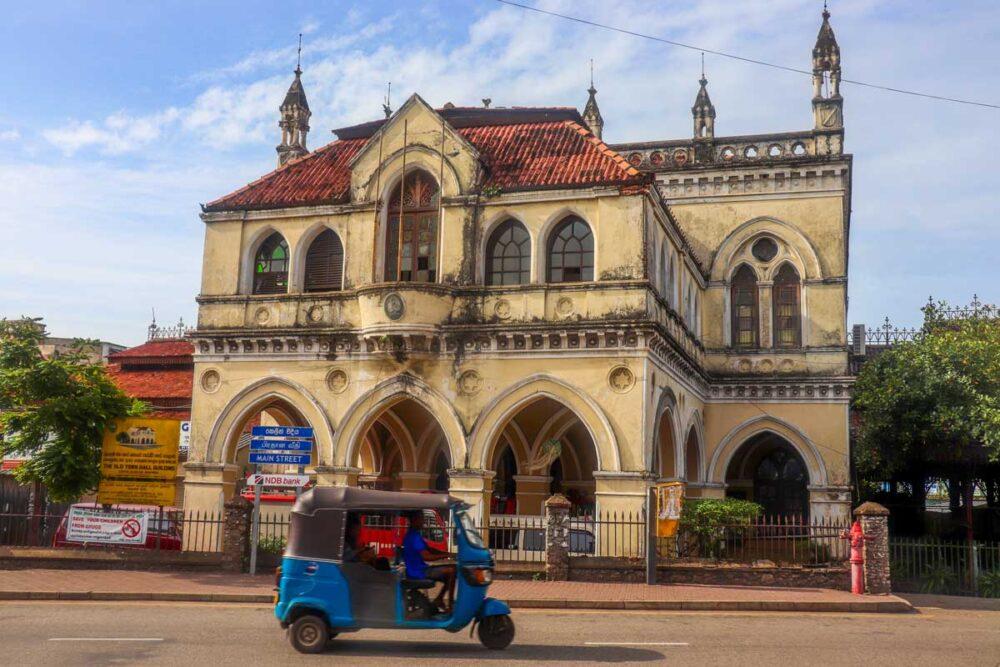 oplevelser i Colombo, Sri Lanka