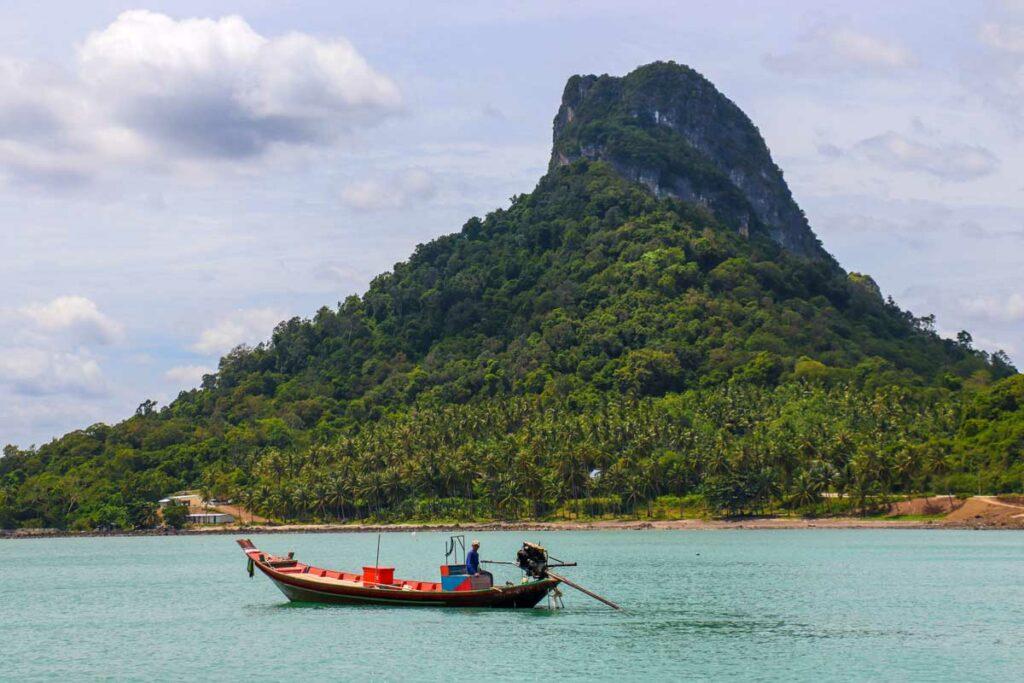 Khanom, Thailand – lyserøde delfiner og fantastisk natur