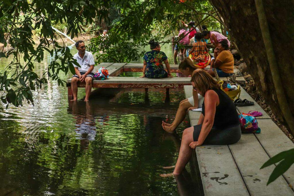 fiskespa, thailand