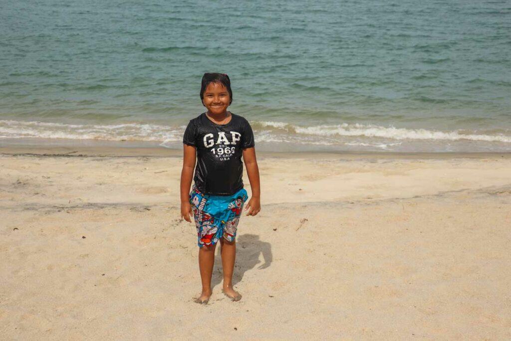 lokal pige, thailand