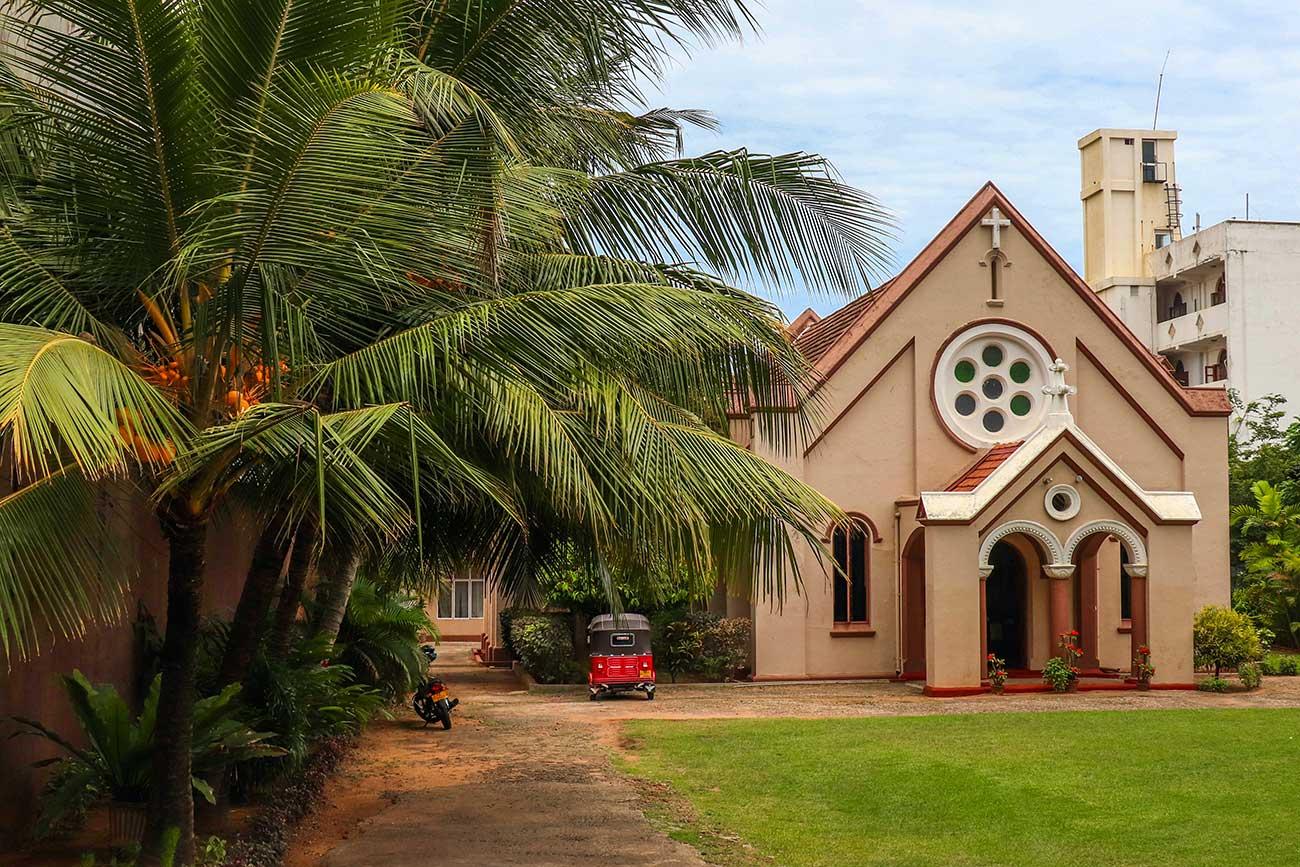 kirke i colombo