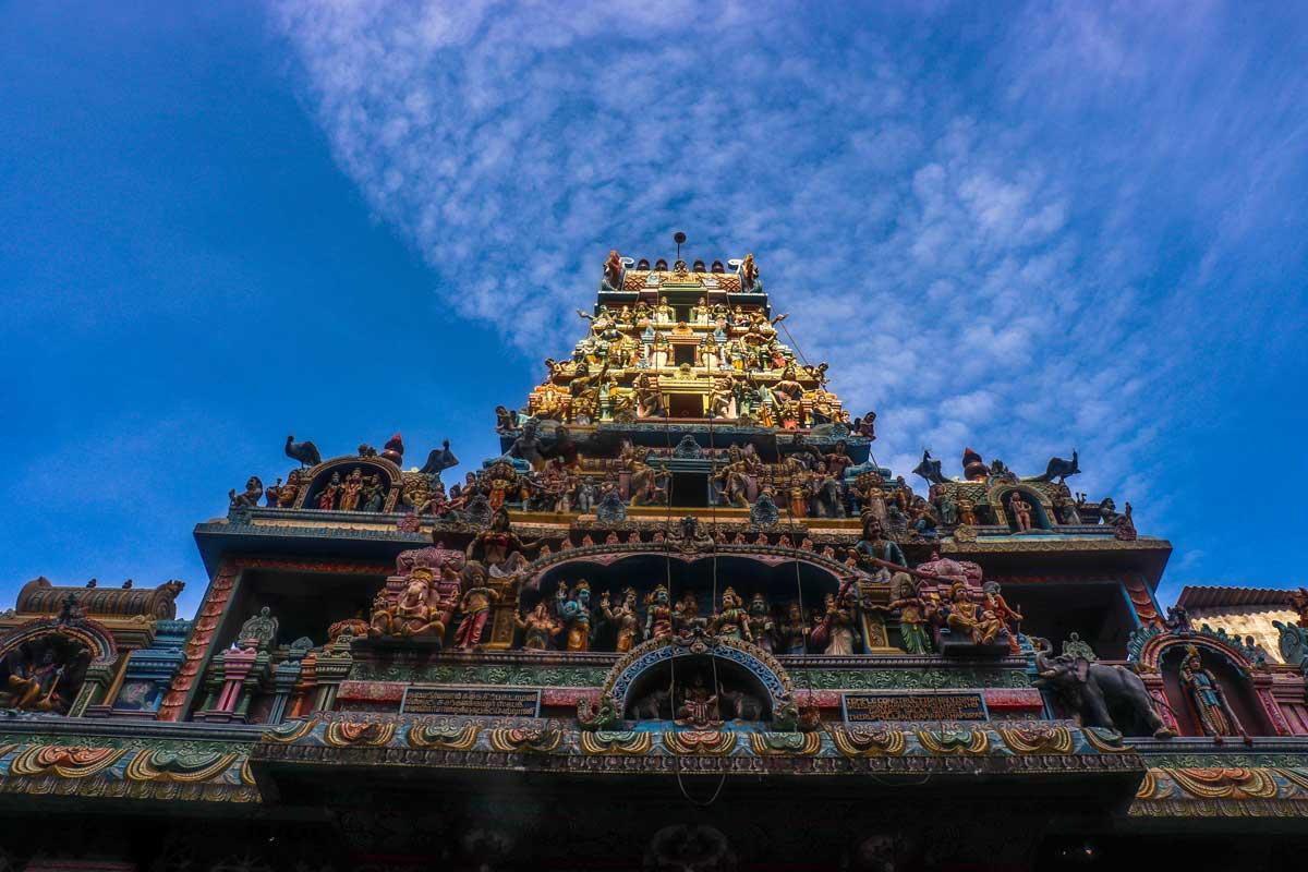 Sammangodu Sri Kathirvelayutha Swamy Kovil templet