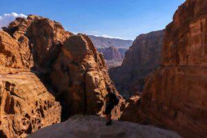 rejs (alene) i Jordan