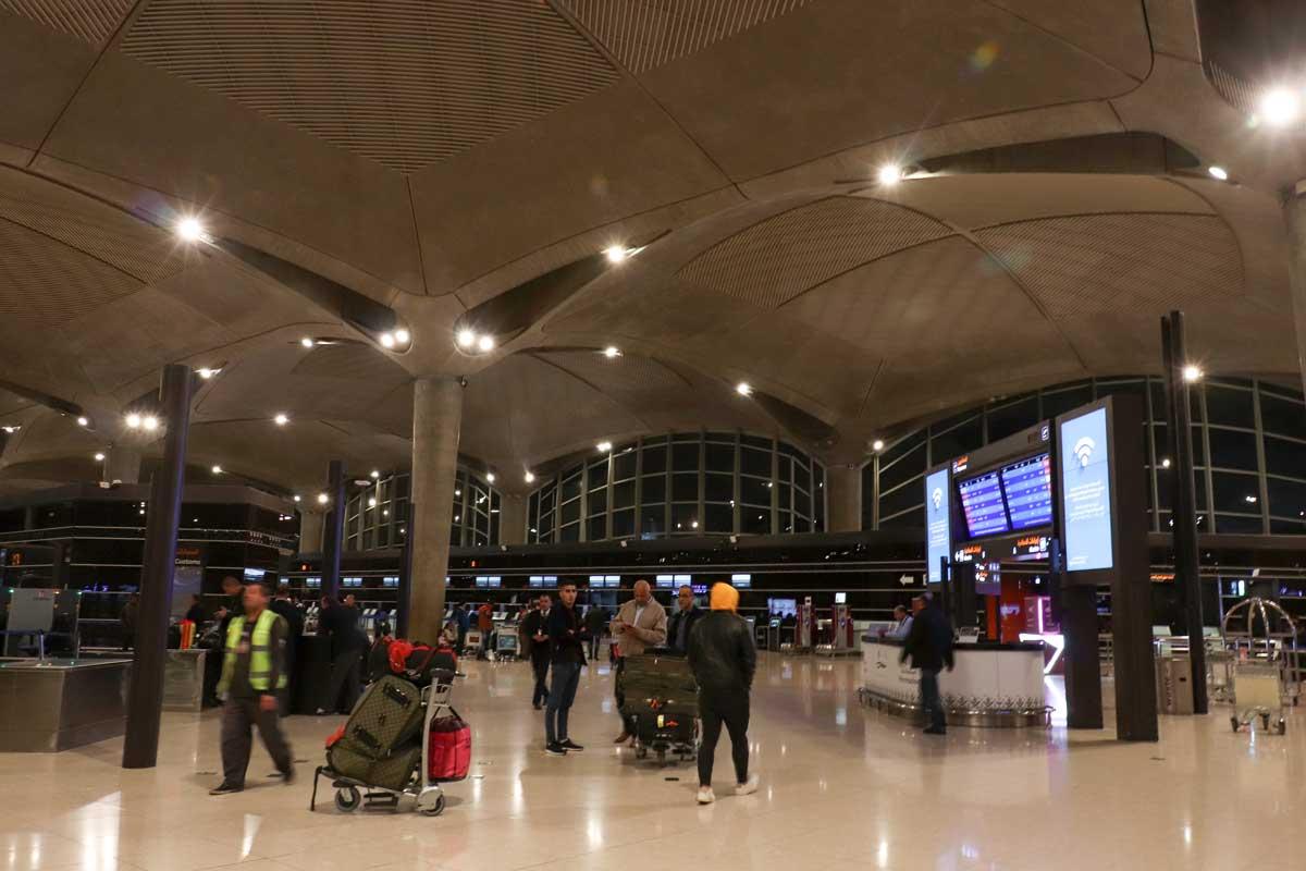 Amman lufthavn