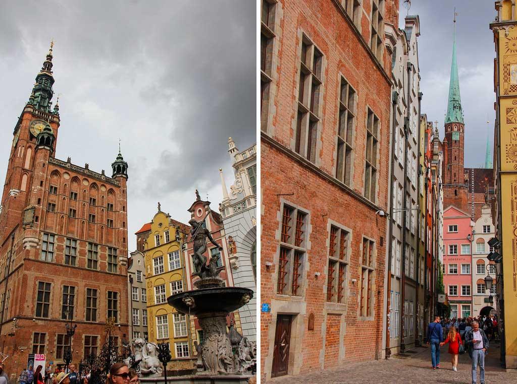 seværdigheder i Gdansk