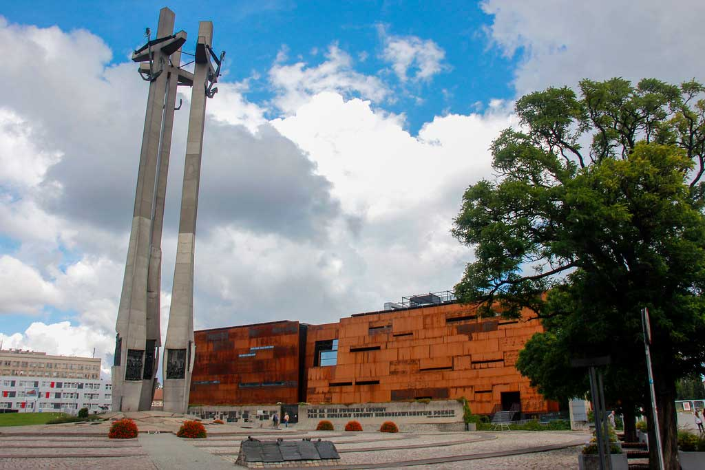 Solidaritetsmuseet i Gdansk