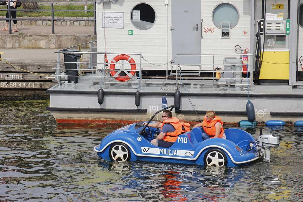 aktiviteter i Gdansk