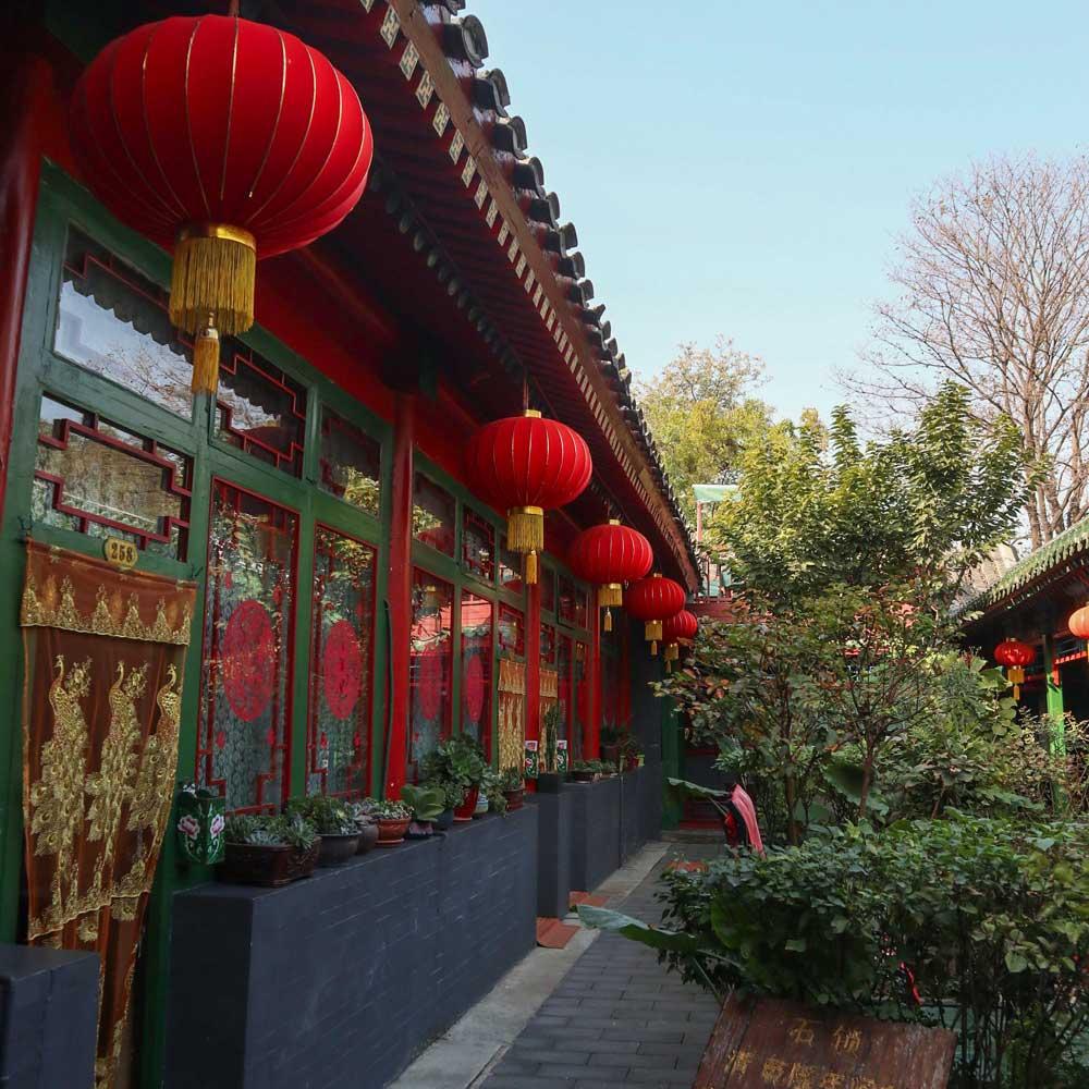 hotel i Beijing