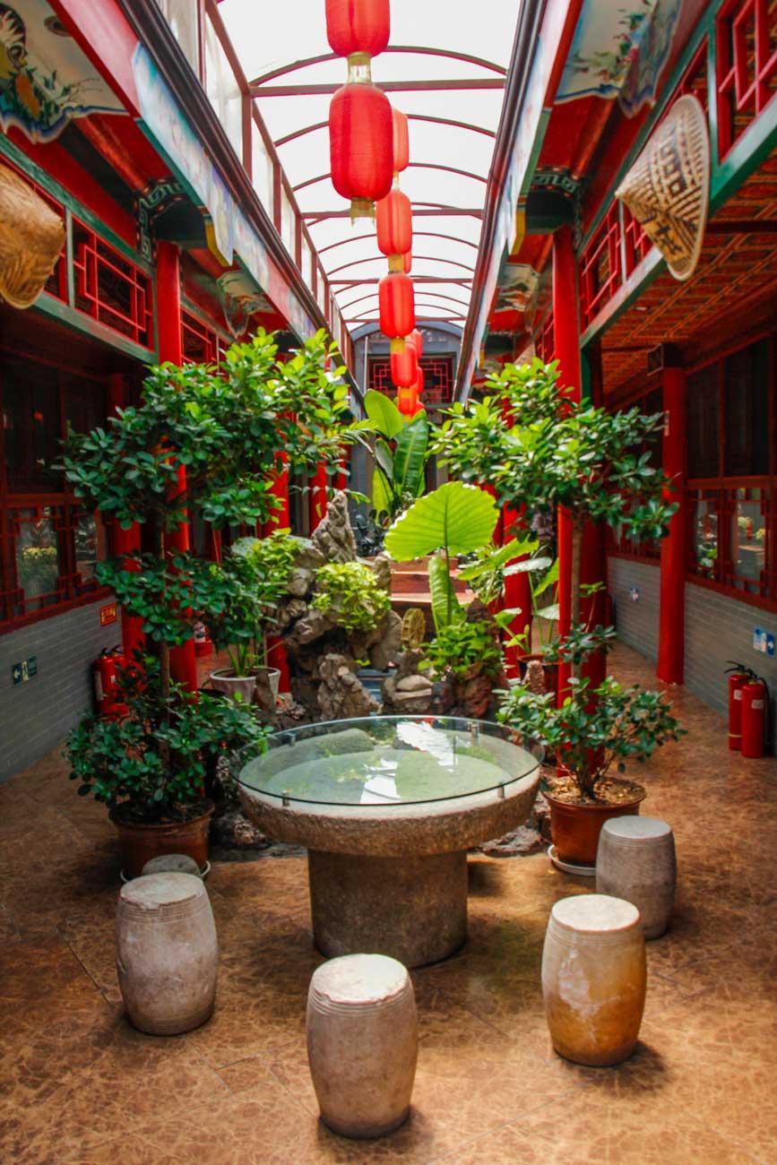 hostel i Beijing