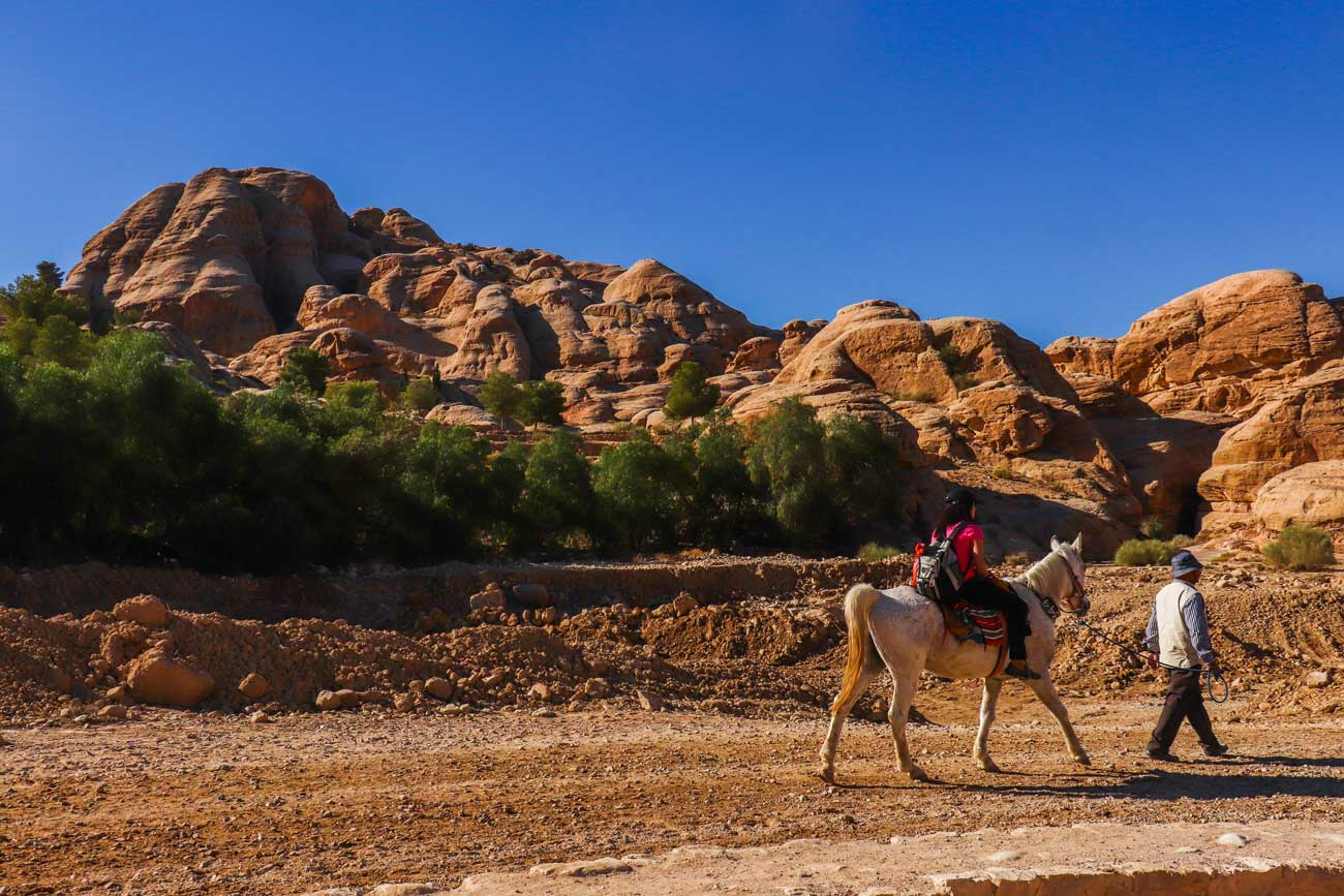 Petra - en af verdens syv vidundere