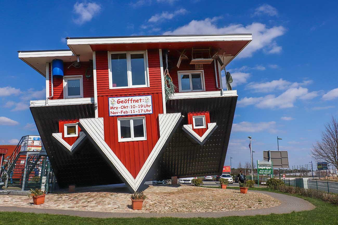 Das Verrückte Haus i Bispingen