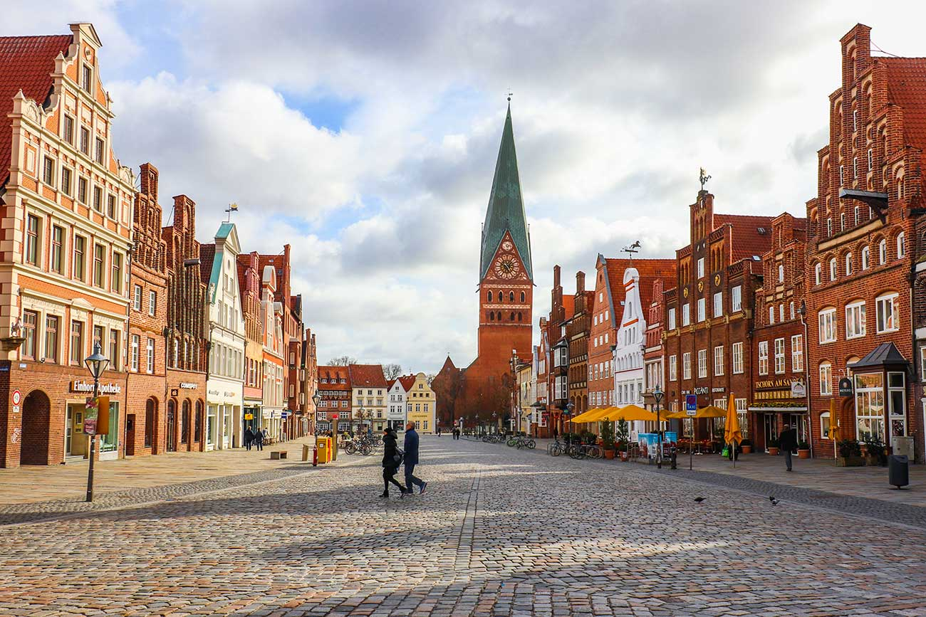 Lüneburg, Tyskland