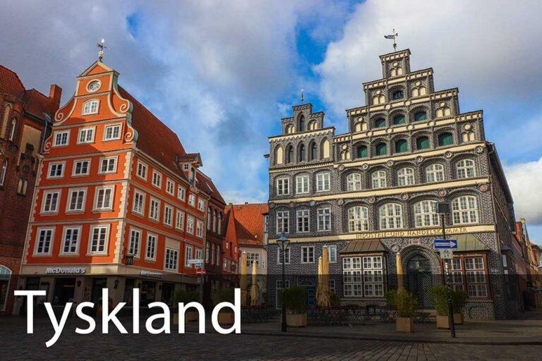 rejseblog Tyskland