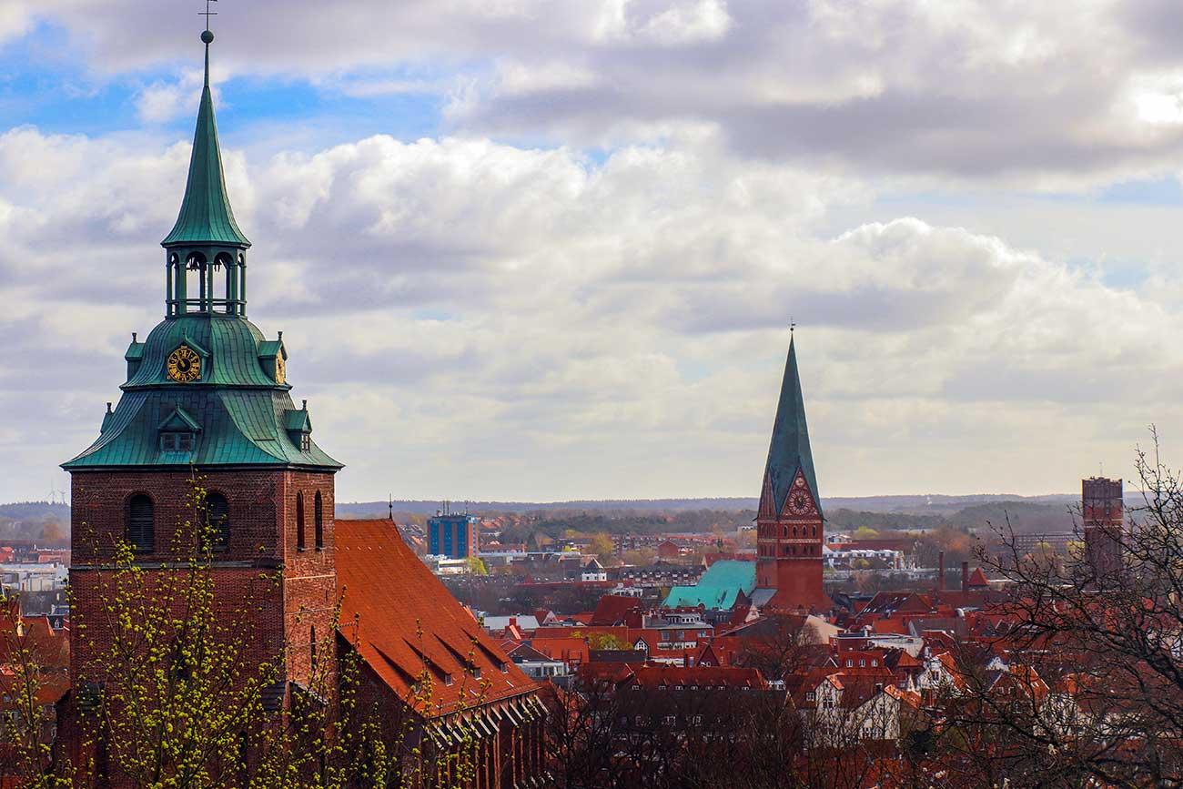 kalkberg, Lüneburg