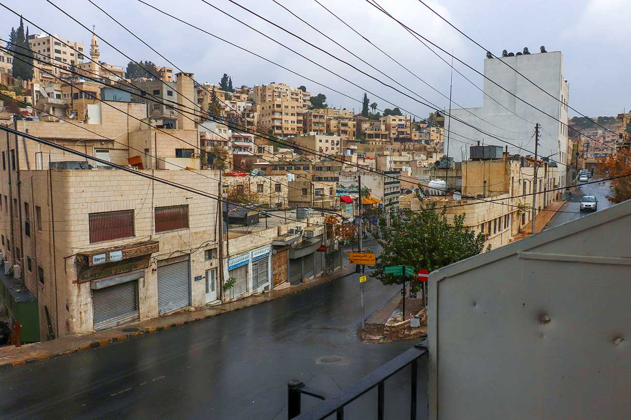 hotel i Amman, Jordan