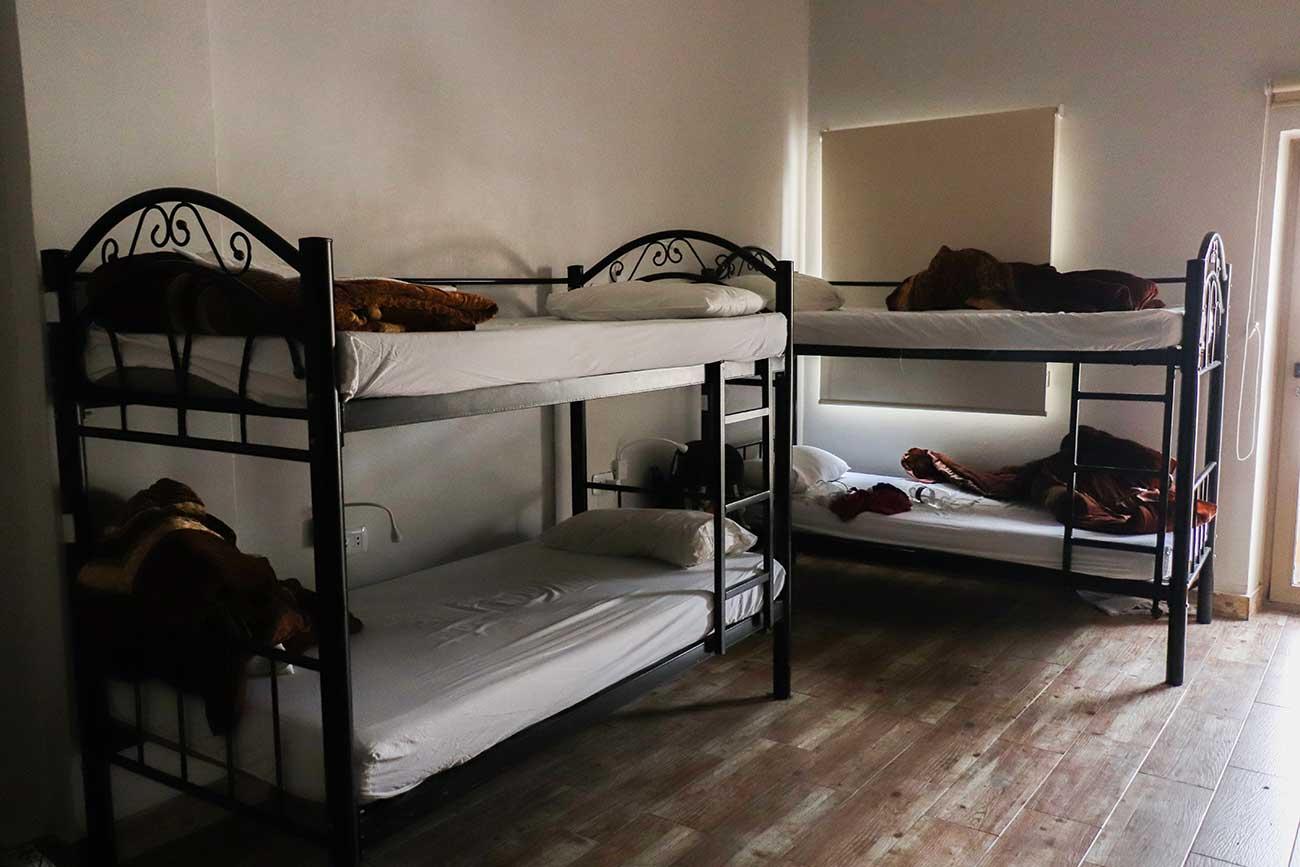 hostel i Amman, Jordan