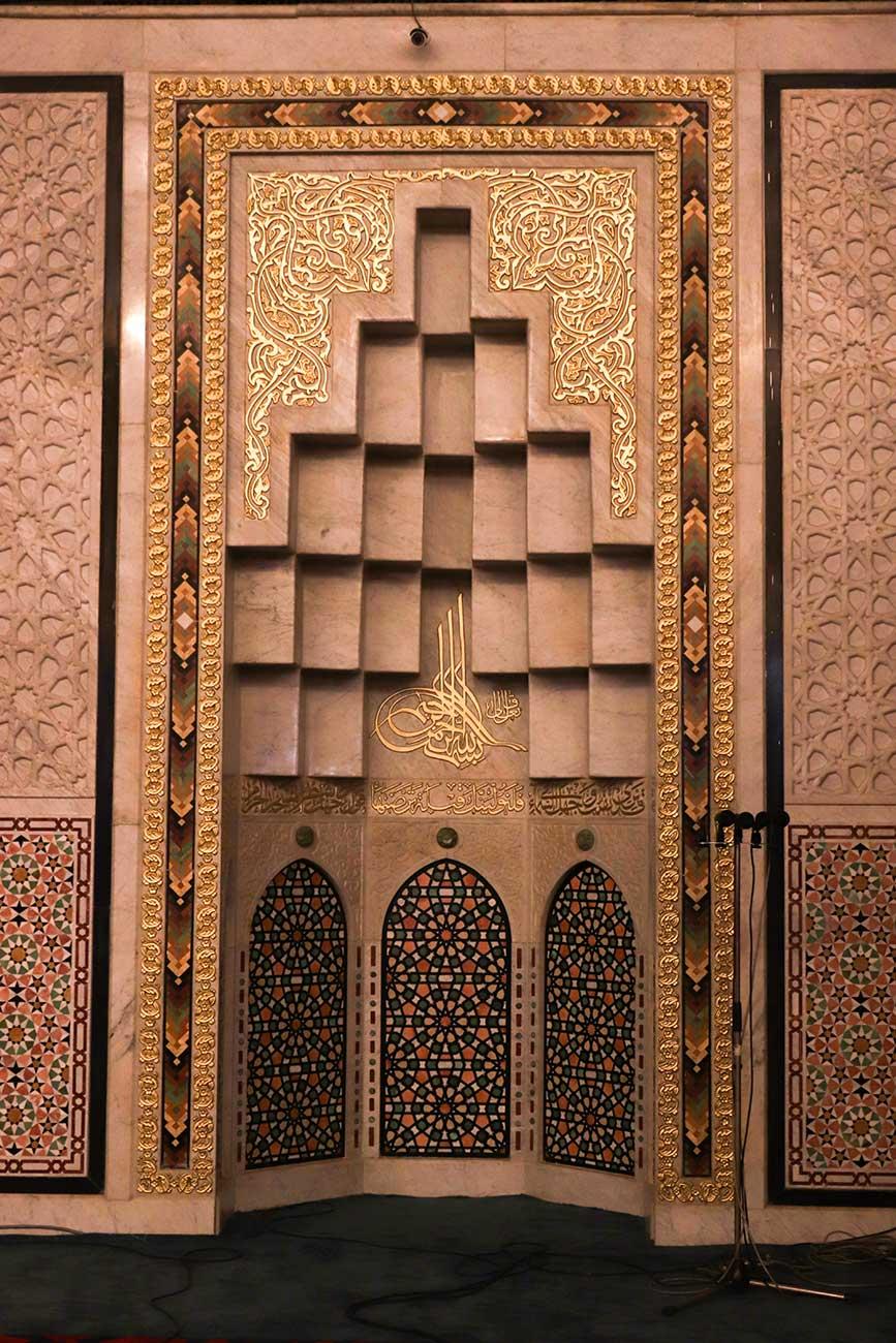 moské Amman