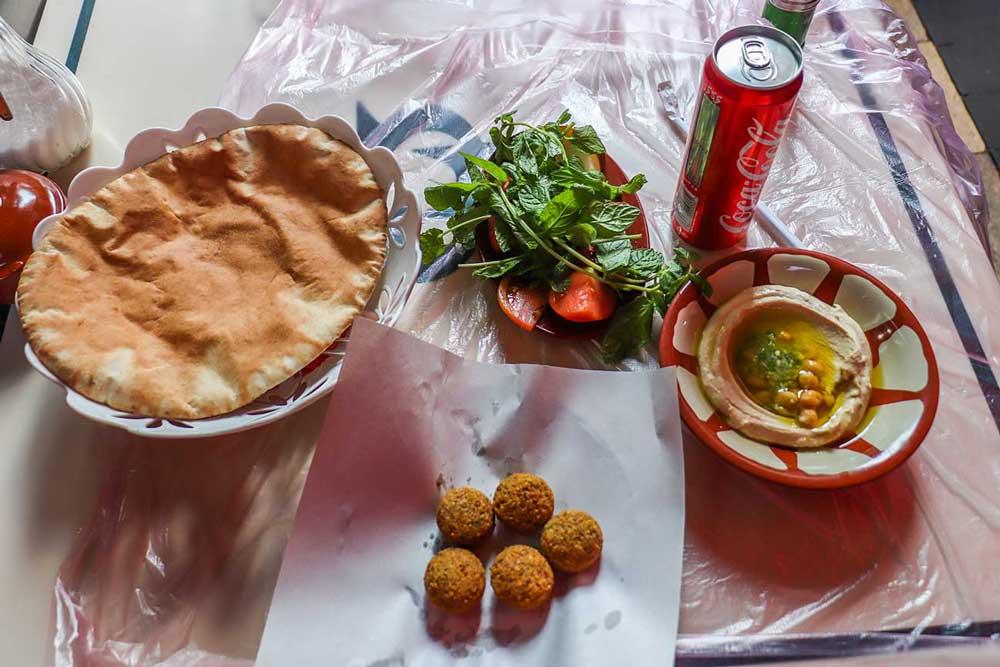hvor skal man spise i Amman?